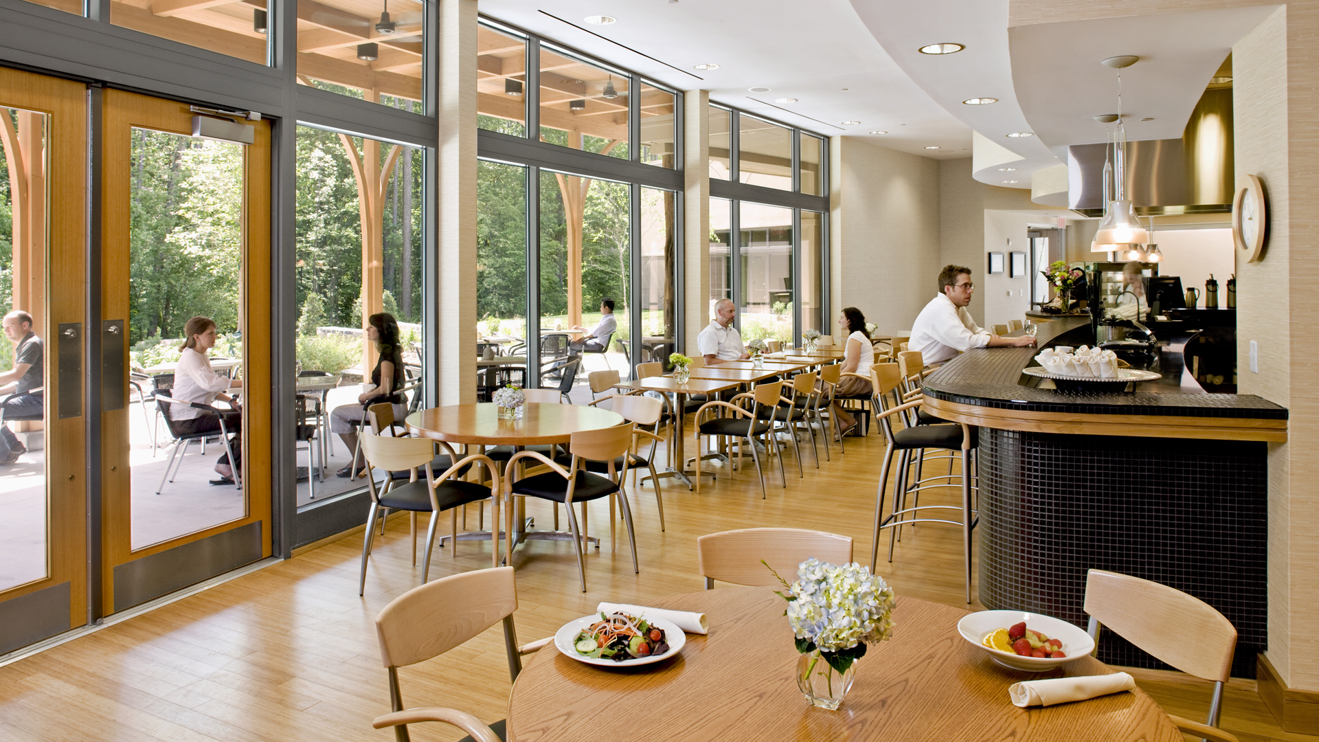 The Integrative Cafe