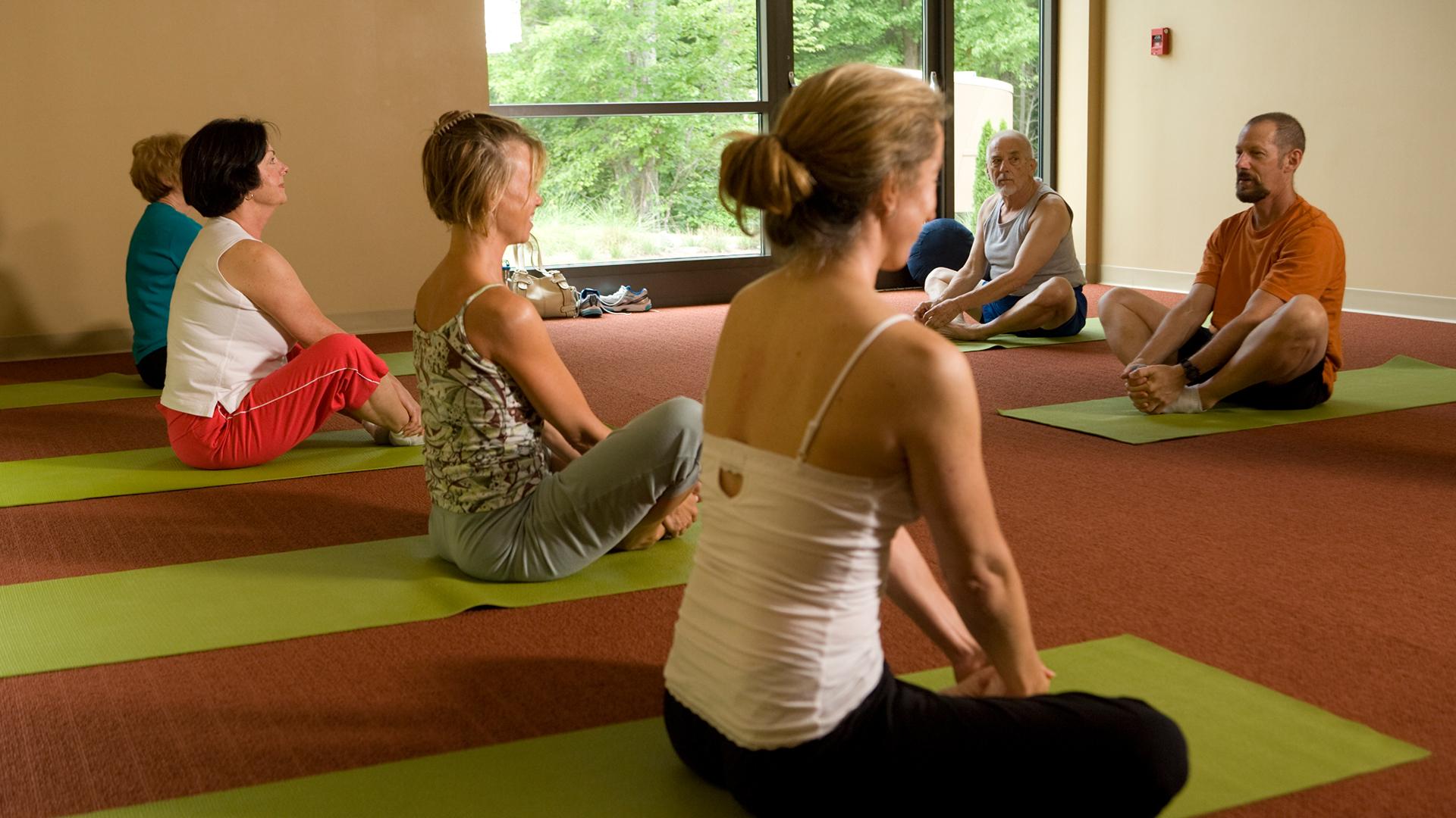 Yoga-room